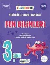 3. Sınıf Classmate Fen Bilimleri Soru Bankası Okyanus Yayınları