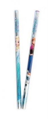 Frozen Elsa Desenli Kurşun Kalem Silgili