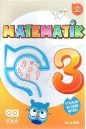 Nitelik 3.sınıf Matematik Etkinlik Ve Soru Kitabı *yeni*