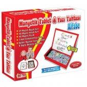Taba T00036791 Manyetik Tablet Alfabe Seti