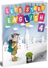 Koza Yayın Let' S Start English 4 (Akıllı Tahta Uygulamalı)