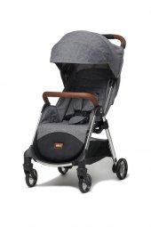 Xero Autofolding Bebek Arabası Pebble Grey