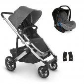 Uppababy Cruz V2 Travel Sistem Bebek Arabası Jordan