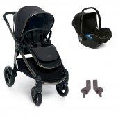 Mamas Papas Ocarro Travel Sistem Bebek Arabası Onyx