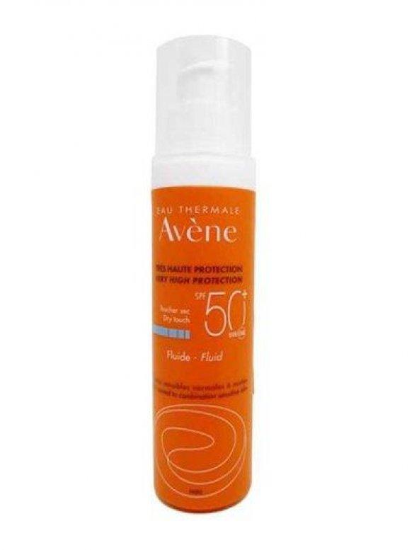 Avene Fluide SPF 50+ 50 ml Güneş Kremi