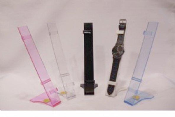 Plastik (L) Ayak Saat Standı (10 Adet)