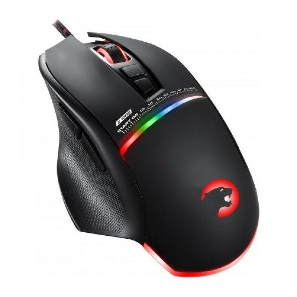 Gamepower Night Stalker 5000 DPI RGB Işıklı Pro Gaming Oyuncu Mouse Gaming Mouse ( Gamepower TR Garantili )