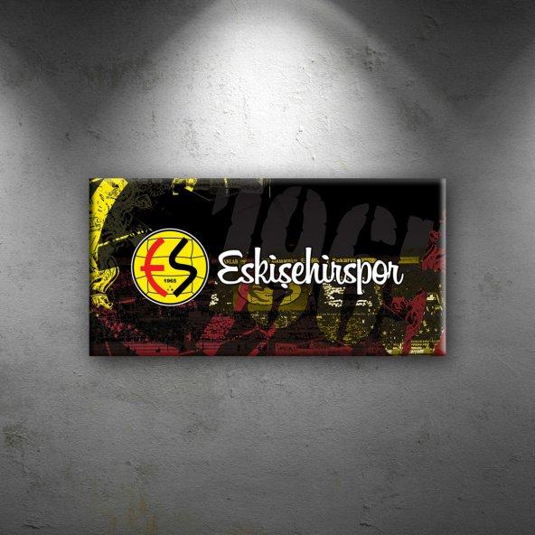 Eskişehirspor ArtFan Unique Kanvas Tablo