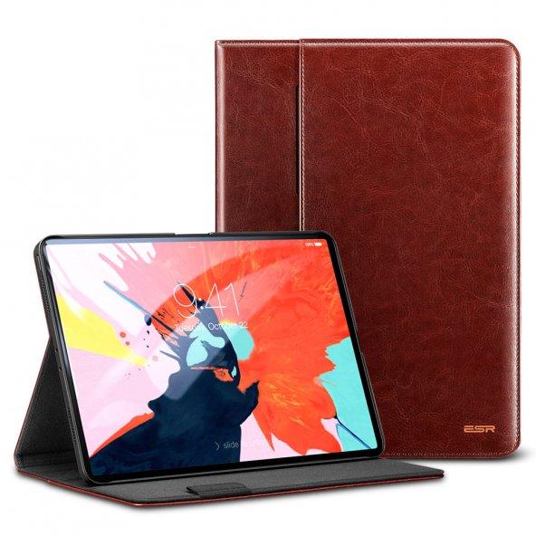 iPad Pro 11 Kılıf, ESR Intelligent,Brown