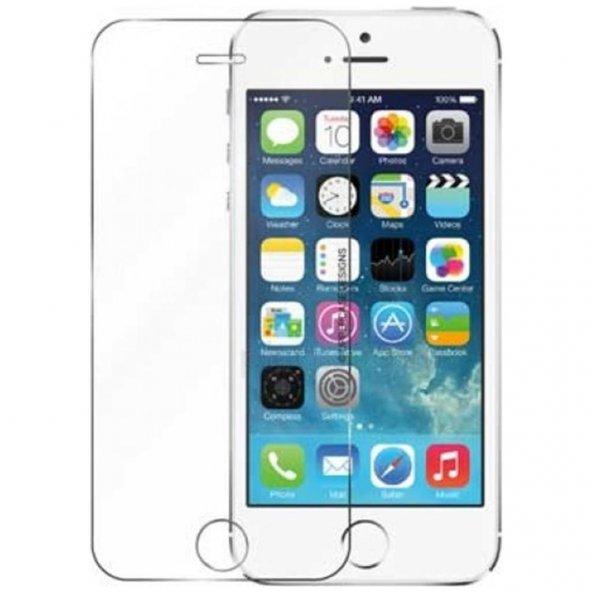 Apple iPhone 5 Zore Nano Micro Ekran koruyucu Ultra Güçlü Darbe Emici Kırılmaz