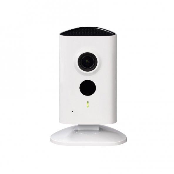 Dahua IPC-C35P 3mp 2,3mm Lens Ses, Wifi Ip Küp Bakıcı Kamerası