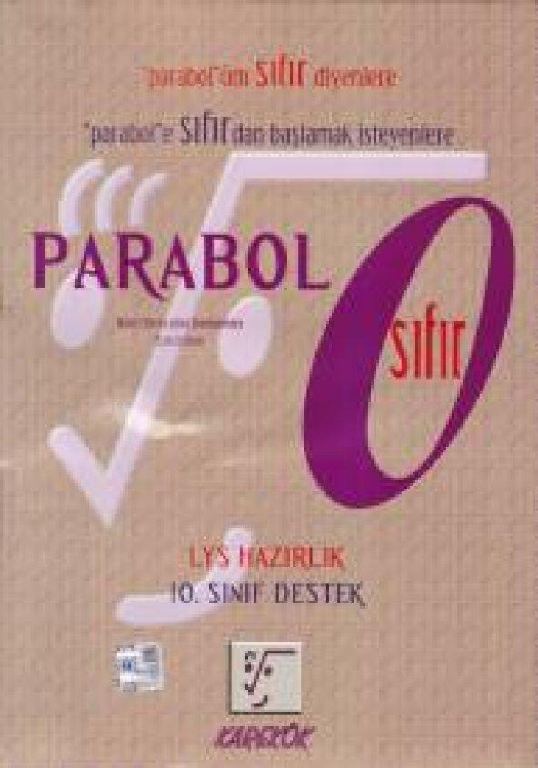 Karekök Yayınları Parabol Sıfır Yeni