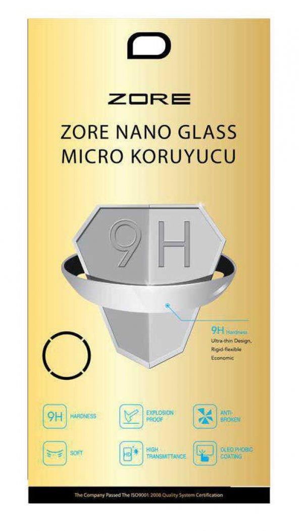 Galaxy A5 2016 Zore Nano Micro Temperli Ekran Koruyucu