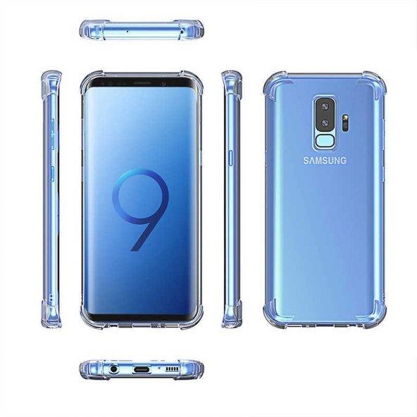 Galaxy S9 Plus Kılıf Zore Anti Shock Silikon