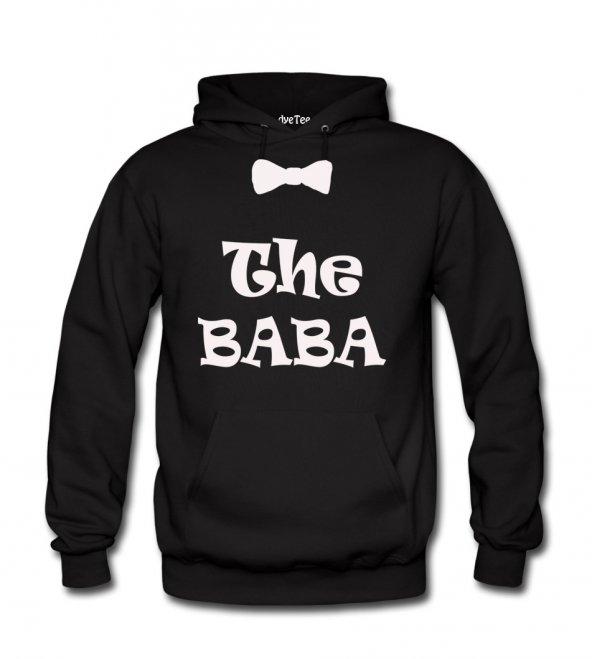 The Baba Kadın Sweatshirt ve Kapüşonlu - Dyetee