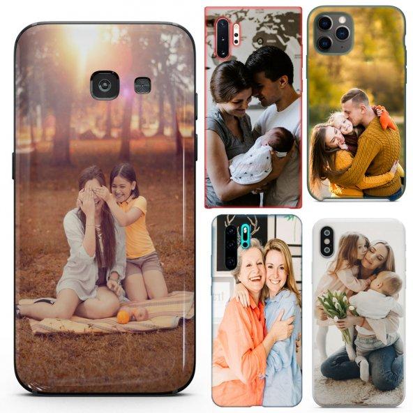 HTC One M8 Anneler Günü Hediyesi Fotoğraflı Kılıf