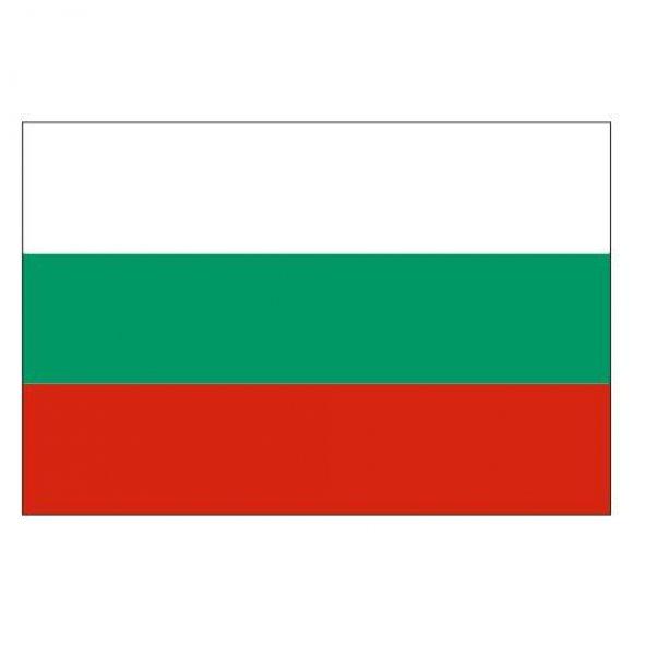 Bulgaristan Gönder Ülke Bayrağı 150x225cm