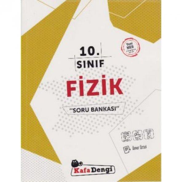 10.Sınıf Fizik Soru Bankası  - Kafa Dengi Yayınları