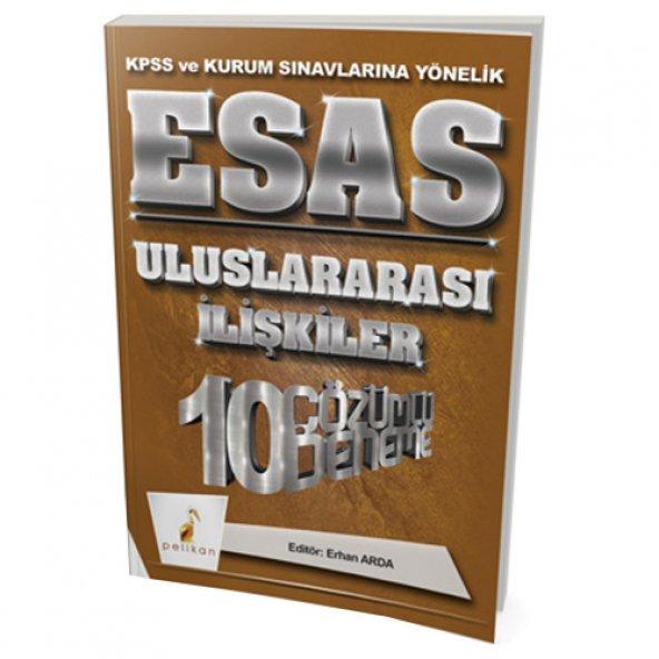 2018 Kpss Yönelik Uluslar Esas Arası İlişkiler - Pelikan Yayınları
