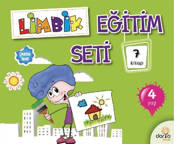LİMBİK Eğitim Seti 4 yaş